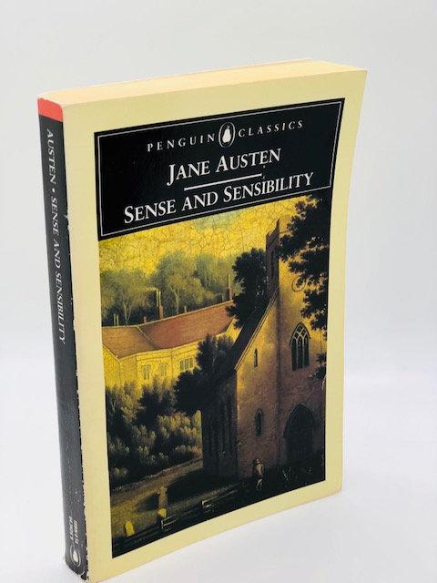 Sense and Sensibility, by Jane Austen