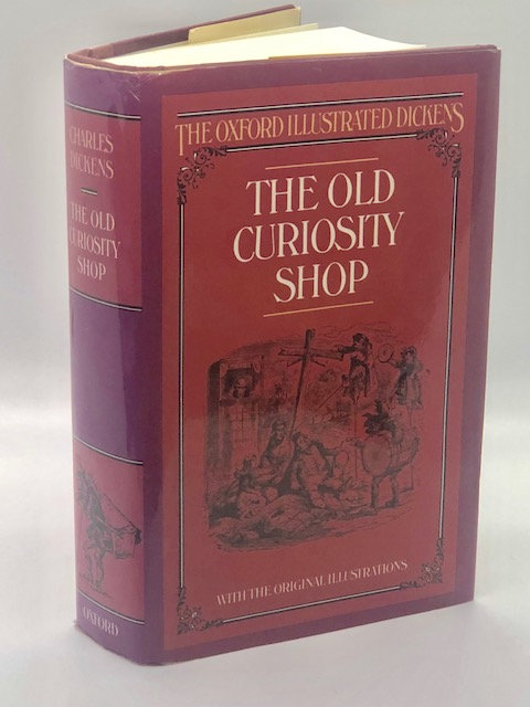 The Old Curiosity Shop, by Charles Dickens