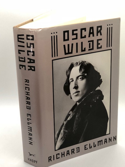 Oscar Wilde, by Richard Ellmann
