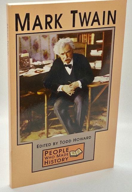 Mark Twain (People Who Made History Series)