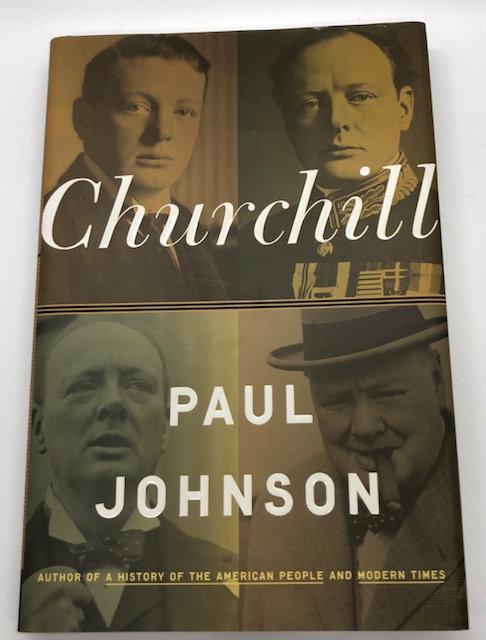 Churchill, by Paul Johnson