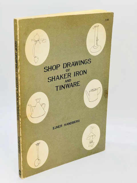 Shop Drawings of Shaker Iron and Tin Wear