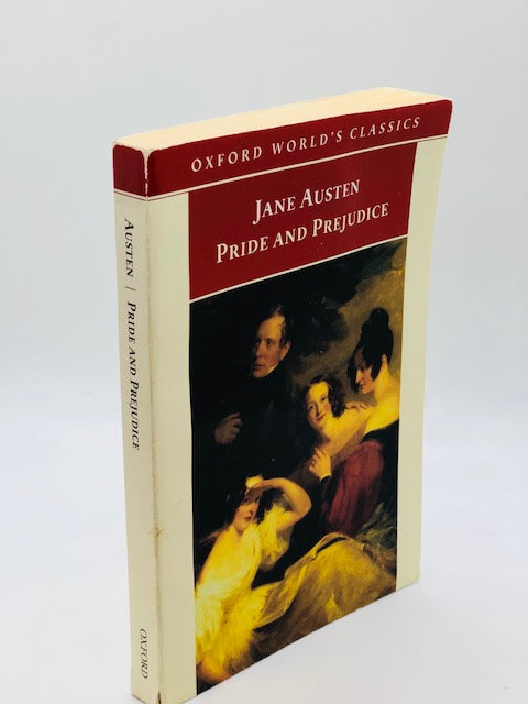 Pride and Prejudice, by Jane Austen