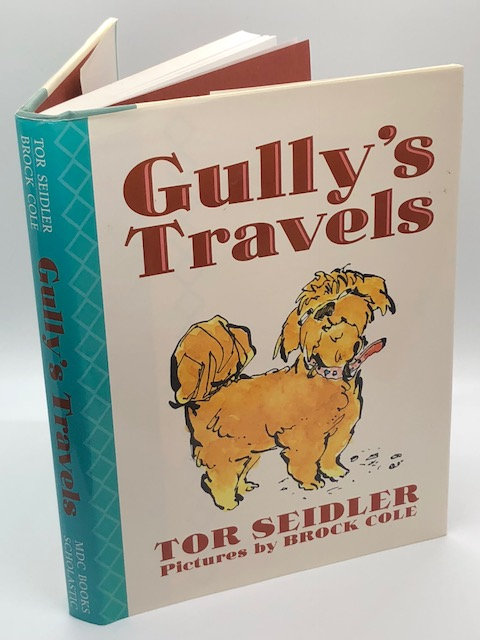 Gully's Travels, by Tor Seidler