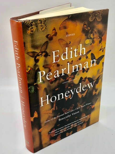 Honey Dew: Stories by Edith Pearlman