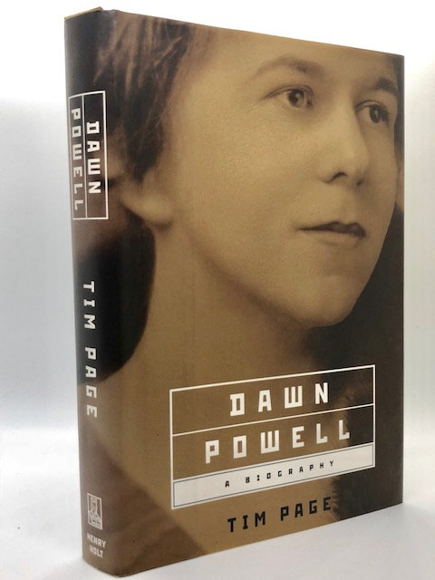 Dawn Powell: A Biography, by Tim Page