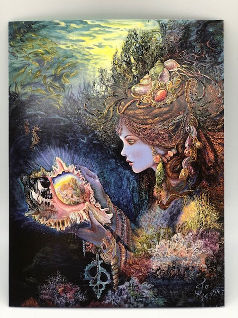 Daughter of the Deep (Josephine Wall)
