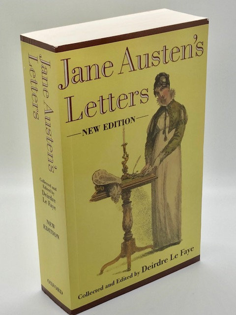 Jane Austen's Letters: New Edition