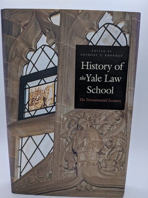 History of the Yale Law School