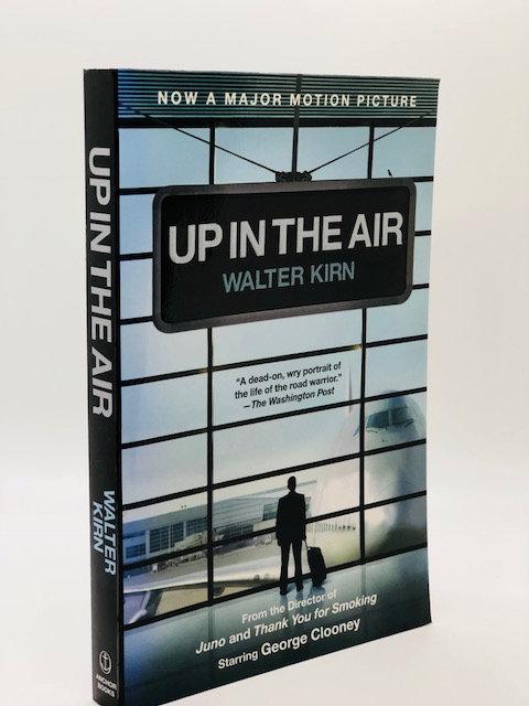 Up In The Air: A Novel, by Walter Kirin