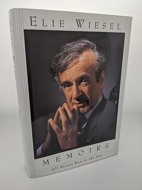 Elie Wiesel Memoirs: All Rivers Run to the Sea