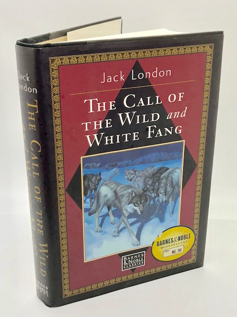 The Call of the Wild, and White Fang, by Jack London