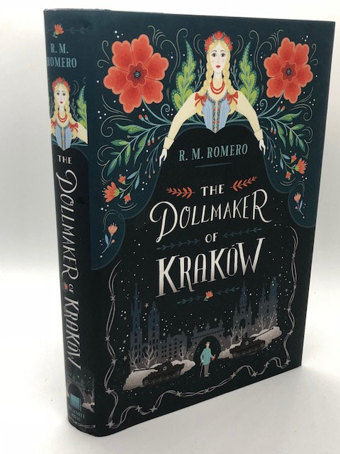 The Dollmaker of Krakow, by R.M. Romero