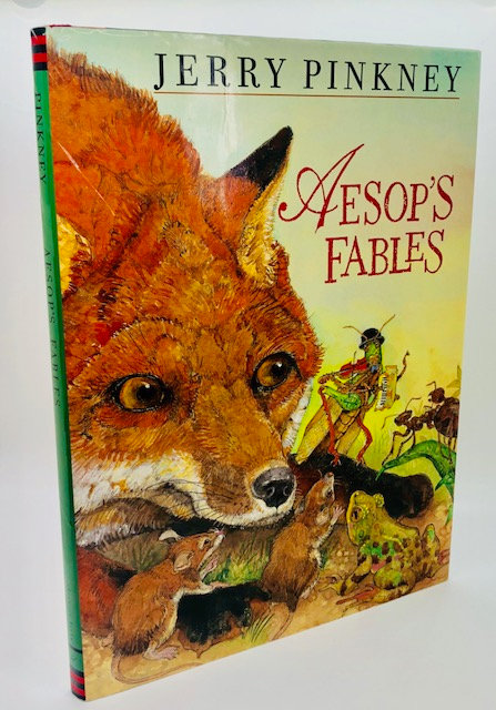Aesop's Fables, by Jerry Pinkney
