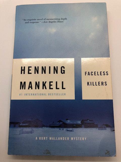 Faceless Killers (A Kurt Wallander Mystery) by Henning Mankell