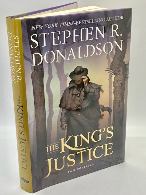 The King's Justice: Two Novellas, by Stephen R. Donaldson