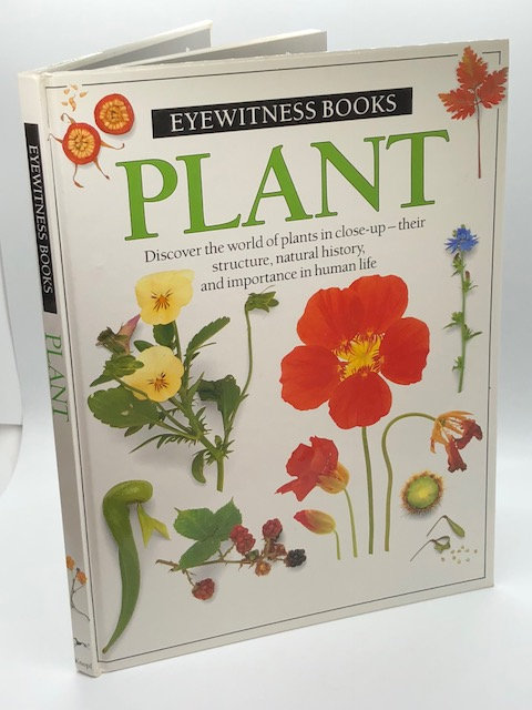 Eyewitness Books PLANT: Discover the World of Plants In Close-Up