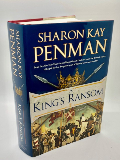 A King's Ransom (Plantagenets Book 5) by Sharon Kay Penman