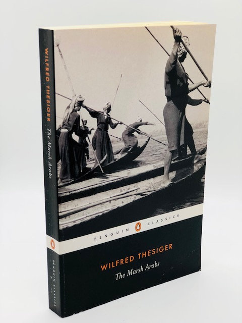 The Marsh Arabs, by Wilfred Thesiger