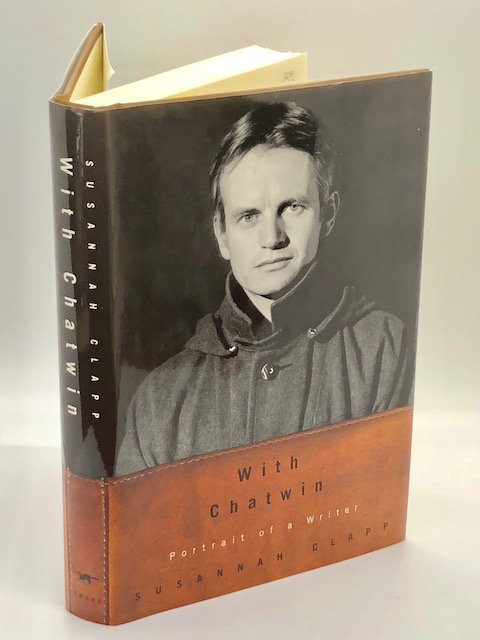 With Chatwin: Portrait of a Writer, by Susannah Clapp