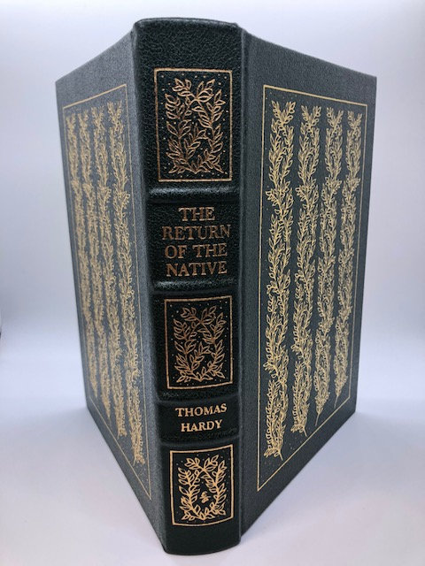The Return of the Native, by Thomas Hardy