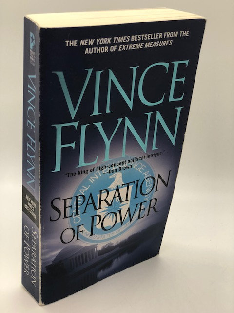 Separation of Power (Mitch Rapp Series), by Vince Flynn