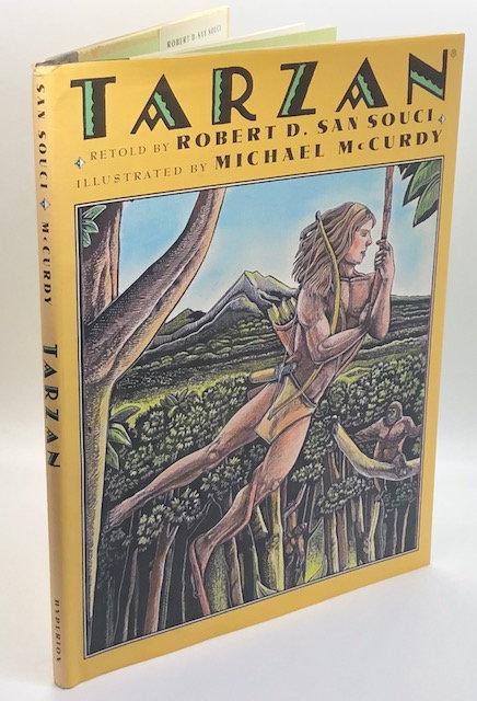 Tarzan. retold by Robert D. San Souci
