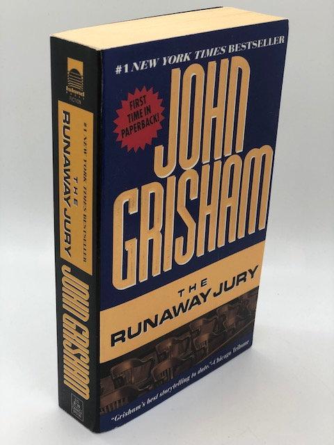 The Runaway Jury, by John Grisham