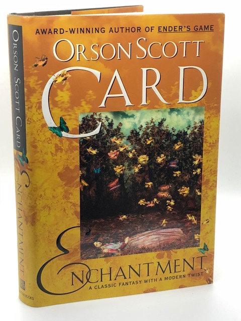 Enchantment, by Orson Scott Card