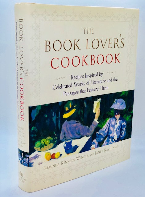 Book Lover's Cookbook: Recipes Inspired by Celebrated Works of Literature