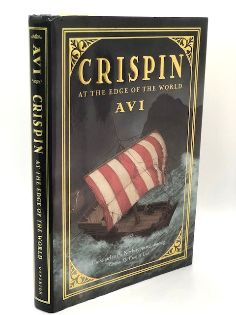 Crispin: At the Edge of the World (Book 2 of 3), by Avi