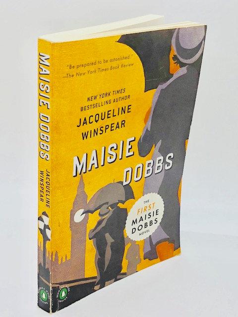 Maisie Dobbs (The First Maisie Dobbs Novel) by Jacqueline Winspear