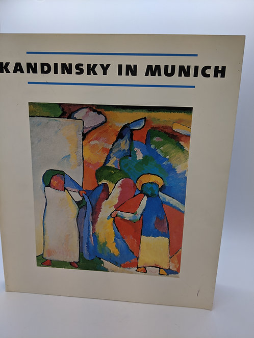 Kandinsky in Munich