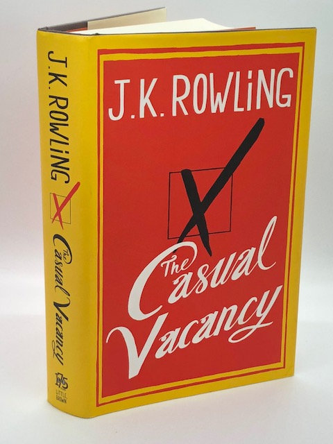 The Casual Vacancy, by J.K. Rowling