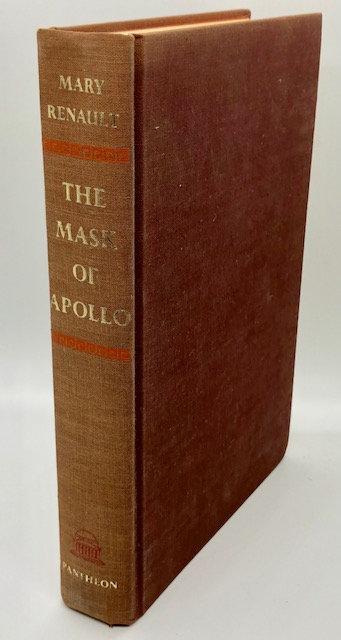 The Mask of Apollo, by Mary Renault