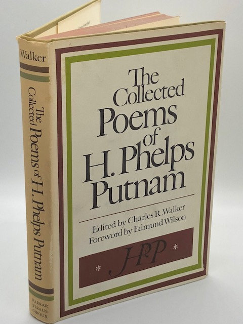 The Selected Poems of H. Phelps Putnam