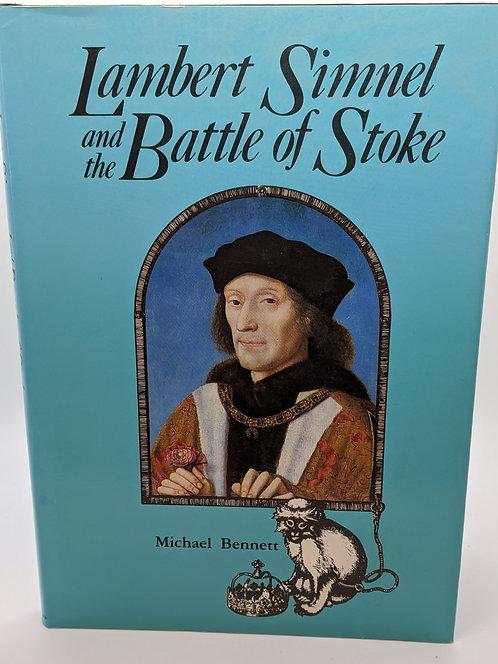 Lambert Simmel and the Battle of Stoke
