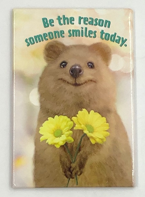Magnet: Be The Reason Someone Smiles Today