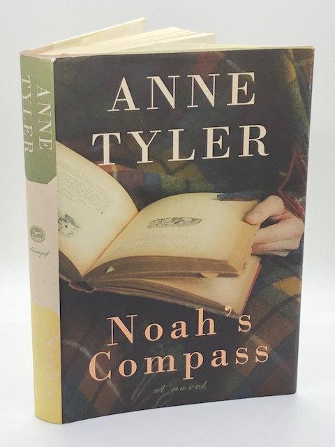 Noah's Curse: A Novel, by Anne Tyler