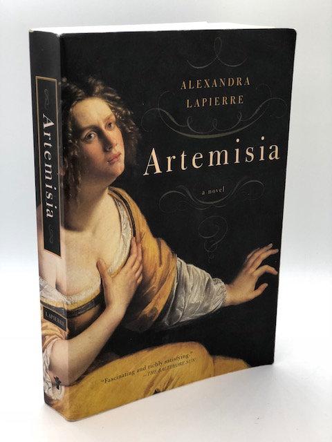 Artemisia: A Novel, by Alexandra Lapierre