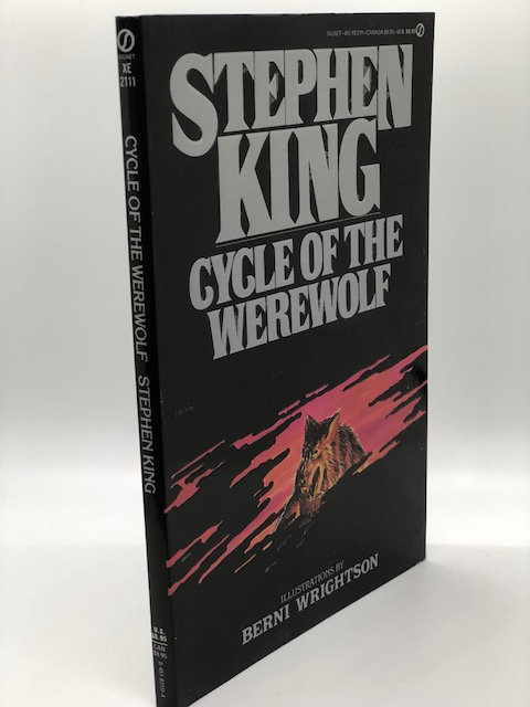 Cycle of the Werewolf: A Novel, by Stephen King