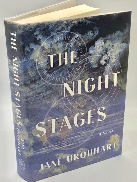 The Night Stages: A Novel, by Jane Urquhmart