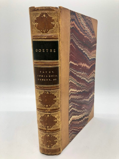 Dramatic Works of Goethe: Faust,