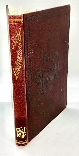 The Self-instructor in Phrenology and Physiology, by O.S. and L.N. Fowler