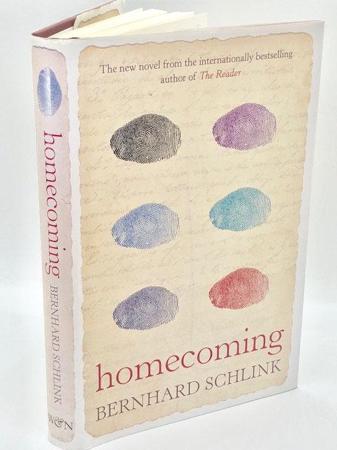 Homecoming: A Novel, by Bernhard Schlink