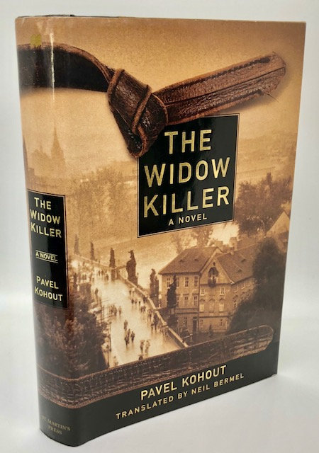 The Widow Killer: A Novel, by Pavel Kohout