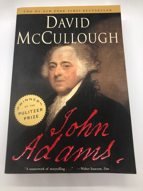 John Adams, by David McCullough (Paperback)
