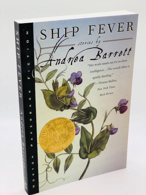 Ship Fever: Stories by Andrea Barrett