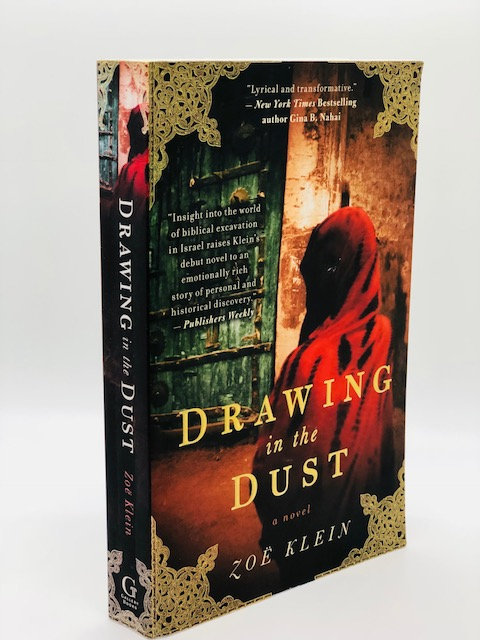 Drawing In The Dust: A Novel, by Zoe Klein