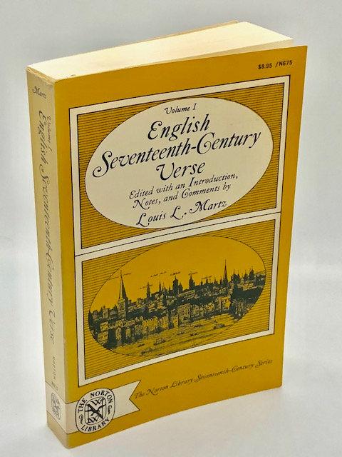 English 17th Century Verse, Vol. 1 & 2